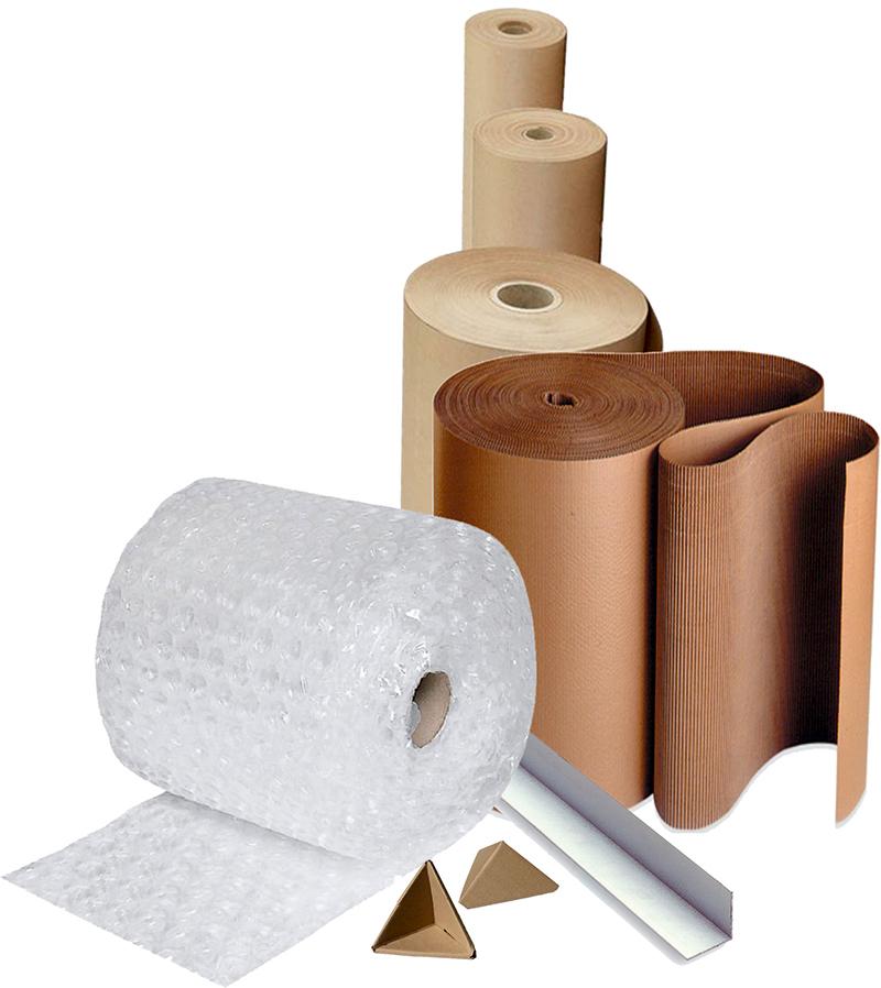 MME Maquinaria y Materiales de Embalaje – otros materiales