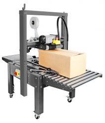 MME - Maquinaria y Materiales de Embalaje - Precintadora 50 TBDA INOX