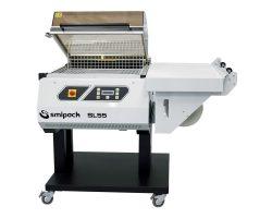 MME - Maquinaria y Materiales de Embalaje - Retractiladora SL55