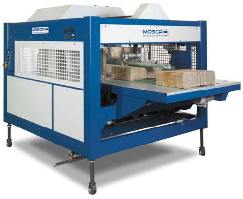 flejadora automatica para cartones paquetes mcb-2