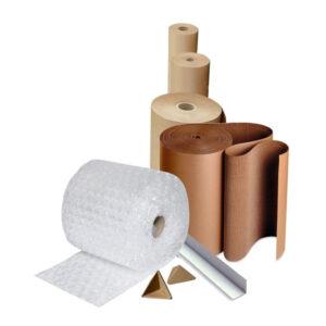 embalaje para proteger productos
