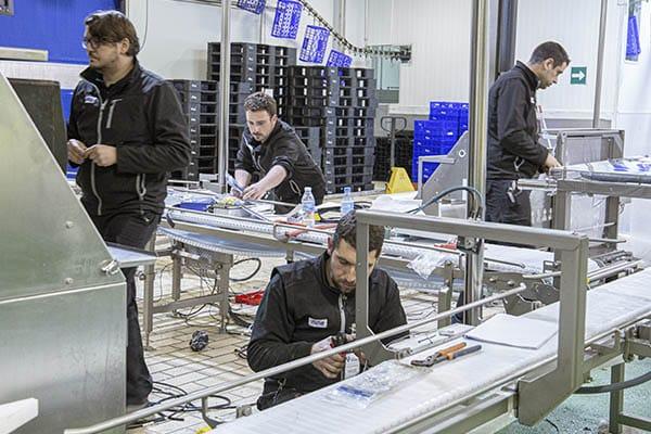 fabricante maquinaria industrial