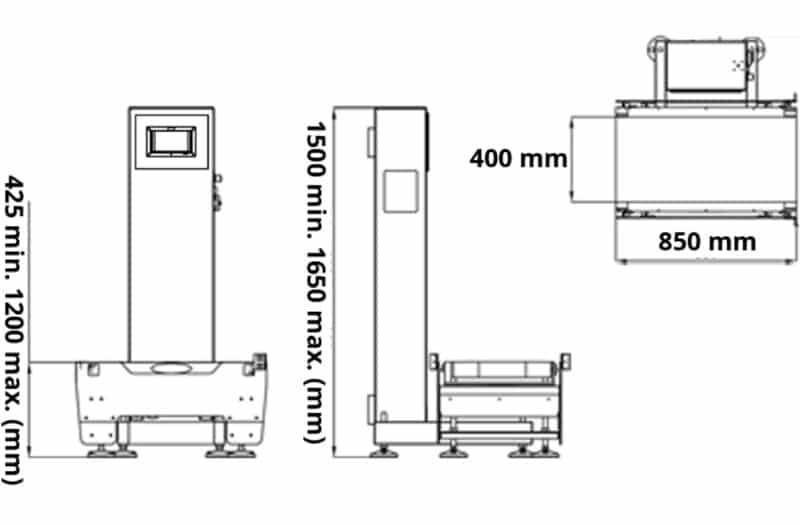 Controladora-de-peso-CP550-dimensiones