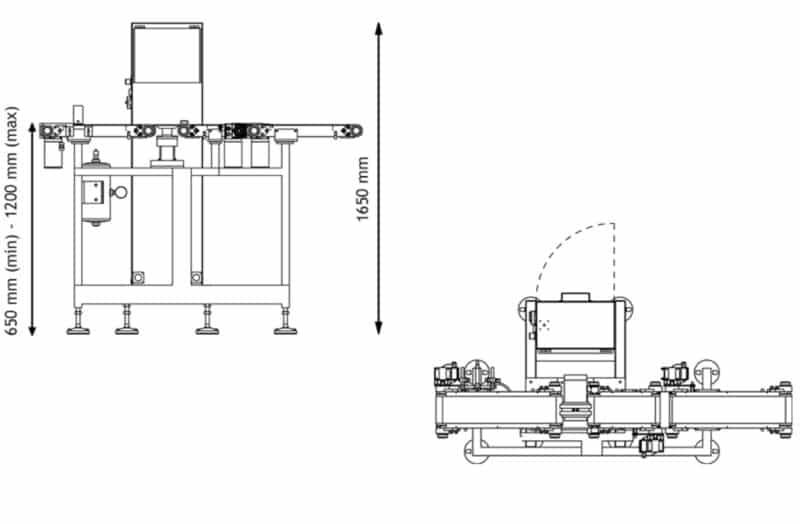 Controladora-de-peso-V2069-dimensiones