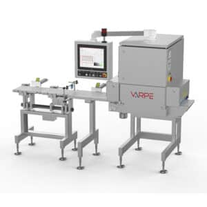 Equipo de inspección por rayos X y control de peso