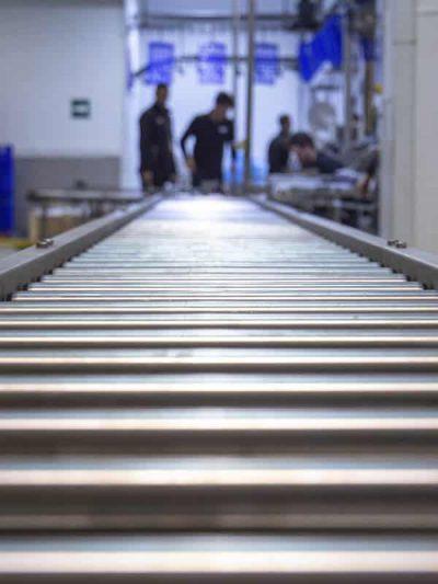 automatización sistemas línea embalaje